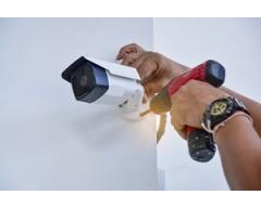 1 Camera cabling and instalaltion